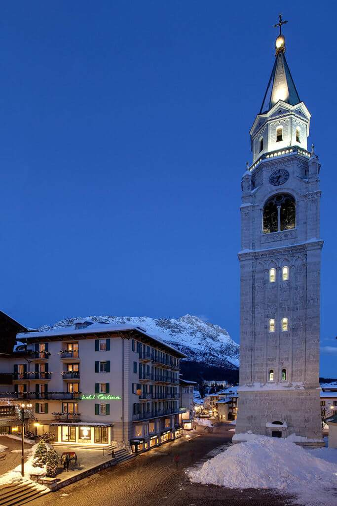 Due Due Cortina Srl.Hotel Cortina D Ampezzo Hotel Cortina Official Site 4 Star Hotel