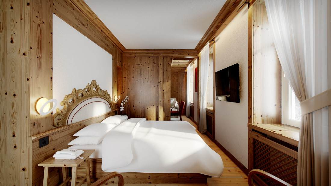 Hotel Cortina Wellness Suite - bedroom 3 (A scelta)