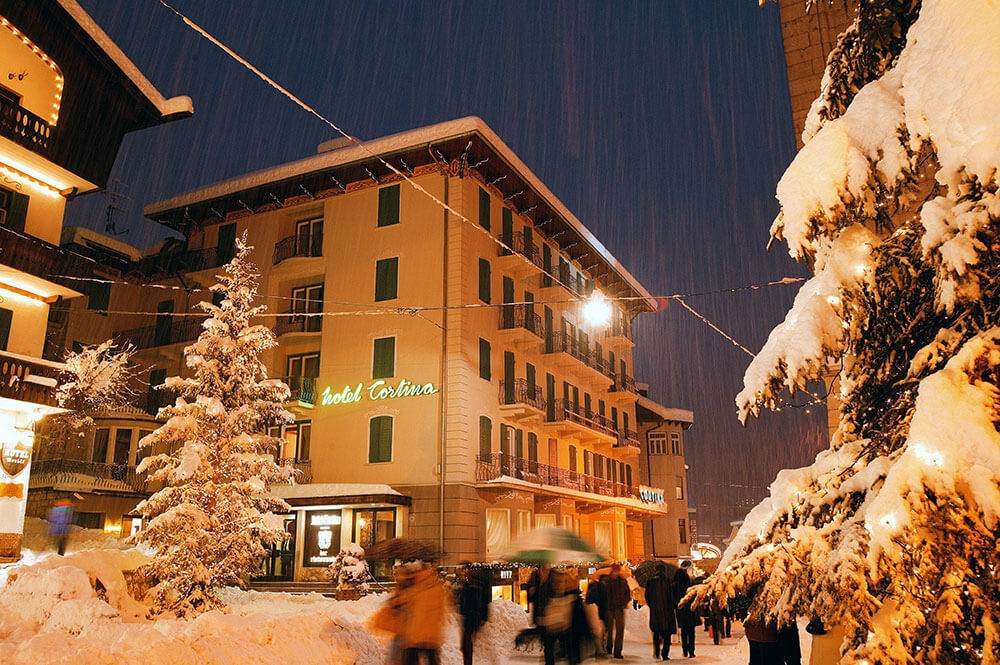 Due Due Cortina Srl.Winter Package Pay 6 Stay 7 Hotel Cortina Cortina D Ampezzo