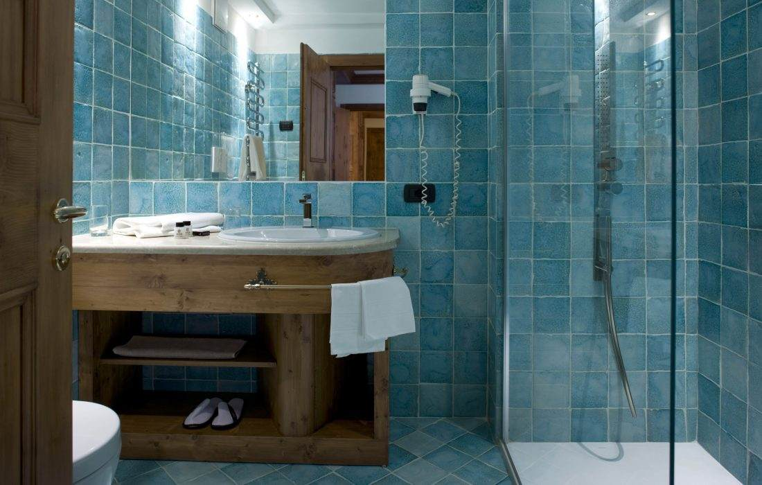 Junior Suite E bagno